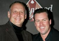 Nick Searcy and Rodney Carrington at the HollywoodPoker.com's first year anniversary party.