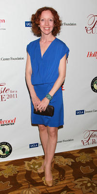 Darlene Hunt at the UCLA's Jonsson Cancer Center Foundation's