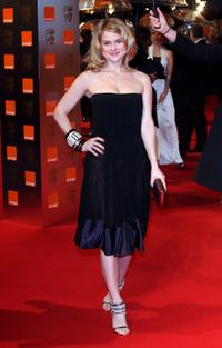Alice Eve at the Orange British Academy Film Awards 2009.