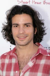 Santiago Cabrera at the John Varvatos 5th Annual Stuart House Benefit.