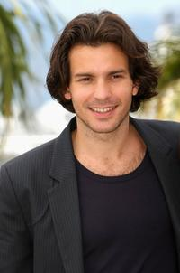 Santiago Cabrera at the photocall of