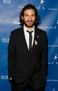 Santiago Cabrera at the VIP post party during the 2007 NCLR ALMA awards.