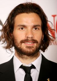 Santiago Cabrera at the 2007 NCLR ALMA Awards.