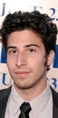 Jake Hoffman at the premiere of