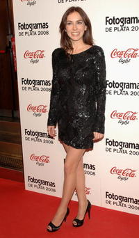 Kira Miro at the Fotogramas Magazine Cinema Awards.