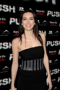 Kira Miro at the premiere of