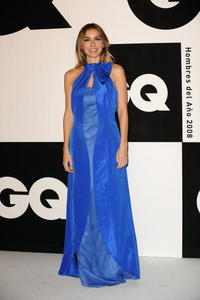 Kira Miro at the 2008 GQ Magazine Men Of The Year Awards.