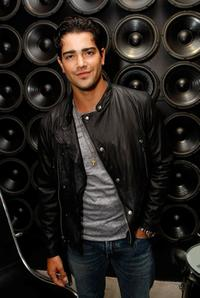 Jesse Metcalfe at the John Varvatos shop opening.