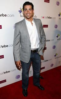Jesse Metcalfe at the launch of SocialVibe.com and HollyRod 4 Kids campaign