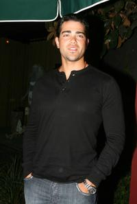 Jesse Metcalfe at the Dolce Enoteca's Five Year Anniversary Party.
