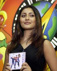 Rimi Sen at the music launch of