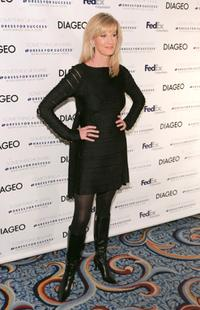 Sandra Lee at the Dress for Success 2008 Gala.