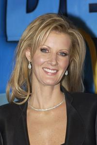 Sandra Lee at the Project Angel Foods Divine Design 2004 Gala.