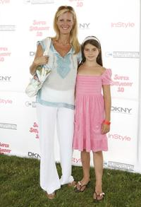Sandra Lee and Michaela Cuomo at the Ovarian Cancer Research Fund (OCRF) Super Saturday 10.
