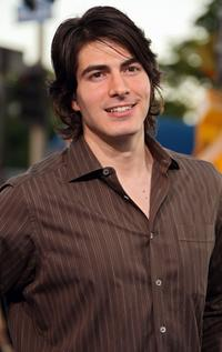 Brandon Routh at the premiere of