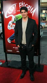 Brandon Routh at the California premiere of