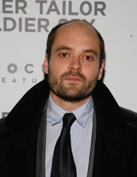 David Dencik at the New York premiere of