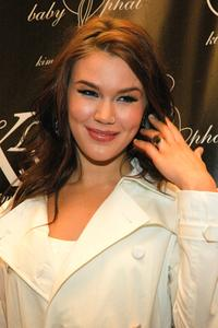 Joss Stone at the after party of the Baby Phat Fall 2008.