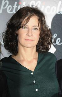 Valerie Lemercier at the Paris premiere of