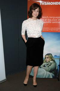 Valerie Lemercier at the Opening Night premiere Of