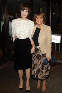 Valerie Lemercier and Daniele Thompson at the French Cinema Opening Night premiere of