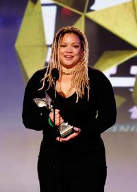 Kasi Lemmons at the 2008 Film Independent's Spirit Awards.
