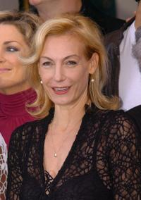 Ute Lemper at the 10th anniversary charity performance.