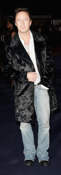 Julian Lennon at the Emporio Armani One Night Only Fashion show during the London Fashion Week Spring / Summer 2007.
