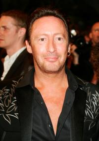 Julian Lennon at the premiere of