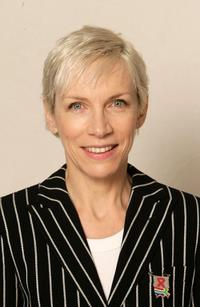 Annie Lennox at the