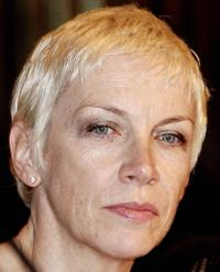 Annie Lennox at the Nobel Peace Prize Concert.