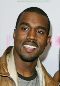 A file photo of Kanye West, dated September 25 2007.