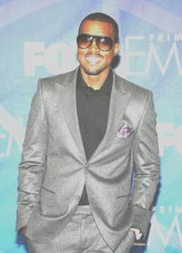 Kanye West at the 59th Annual Primetime Emmy Awards.
