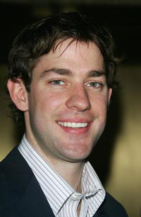 John Krasinski at the NBC Primetime Preview 2006-2007 in New York City.