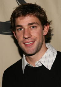 John Krasinski at the Writers' Peer Group Emmy nominee reception in Los Angeles.