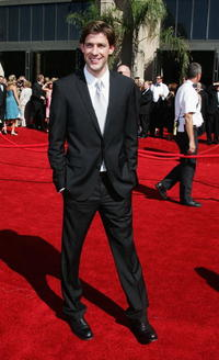 John Krasinski at the 58th Annual Primetime Emmy Awards in Los Angeles.