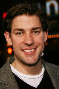 "John Krasinski at the premiere for ""The Last Mimzy"" in Los Angeles."