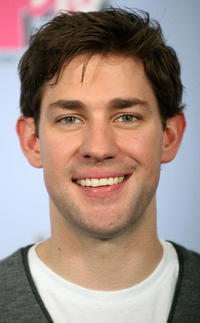 John Krasinski at the 2007 MTV Movie Awards in Universal City, California.
