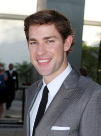 "John Krasinski at the premiere of ""License to Wed"" in Los Angeles."