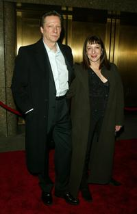Chris Cooper and his wife Marianne Leone at the fifth season premiere of