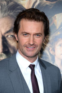 Richard Armitage at the California premiere of