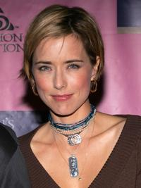 Tea Leoni at the