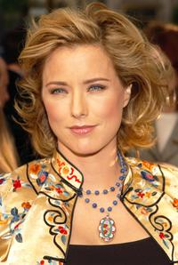 Tea Leoni at the premier of