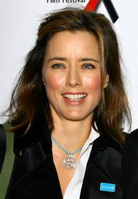Tea Leoni at the screening of