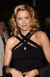 Tea Leoni at the premiere of