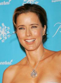 Tea Leoni at the Third Annual UNICEF Snowflake Ball.