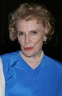 Joan Leslie at the Academy of Motion Picture Arts and Sciences tribute to Olivia de Havilland.