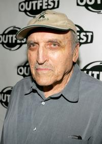 Len Lesser at the screening of