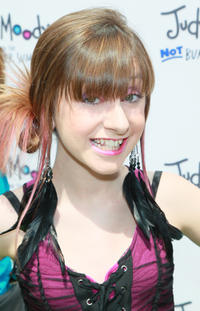 Allisyn Ashley Arm at the California premiere of