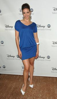 Tiffany DuPont at the Disney and ABC's TCA - All Star Party.
